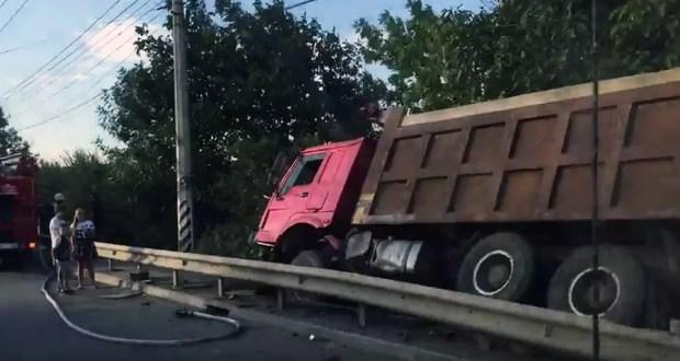 "ДТП под Симферополем 10 сентября. Пробки и ""тянучка"" на 7 часов"