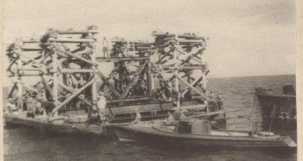 Керченский мост. Рассекречены документы середины ХХ века