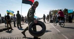 Блокада Крыма. Год спустя