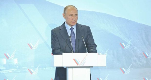 """Путин считает организаторов блокады Крыма """"удивительными идиотами"""""""