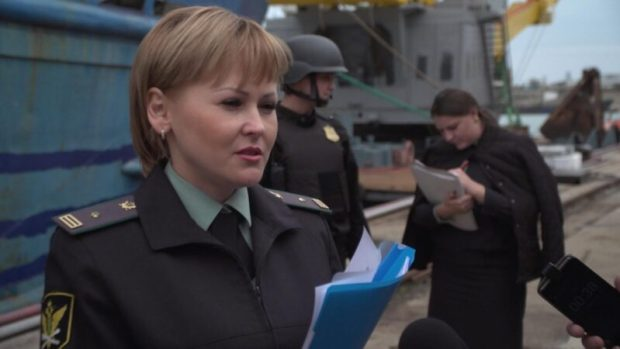 Танкер «Анатолий Гаврилов» в Севастополе продадут за долги