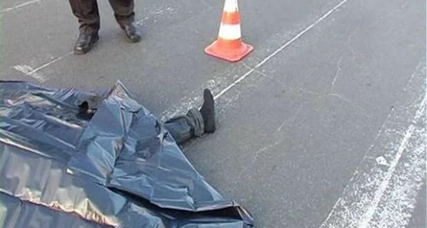 ДТП в Симферополе 17 ноября. МАЗ сбил пешехода