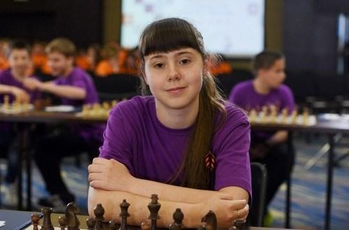 14-летняя керчанка стала чемпионкой ЮФО по шахматам