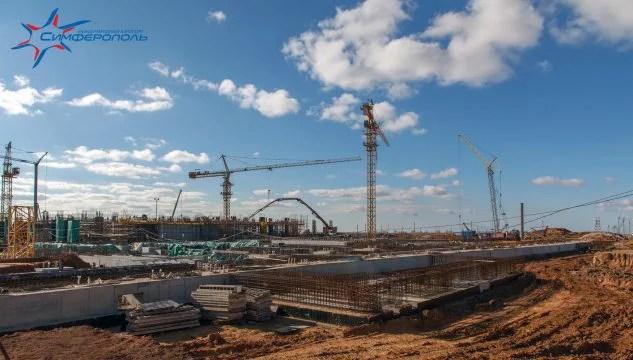 """Новый терминал аэропорта """"Симферополь"""" набирает """"высоту"""""""
