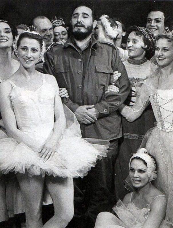 Кастро в СССР