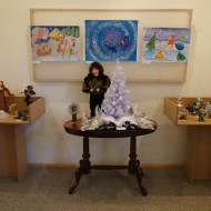 Выставка в музее Грина