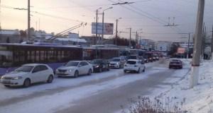 """Чиновники Севастополя о транспортном коллапсе: """"Может быть судьба такая"""""""