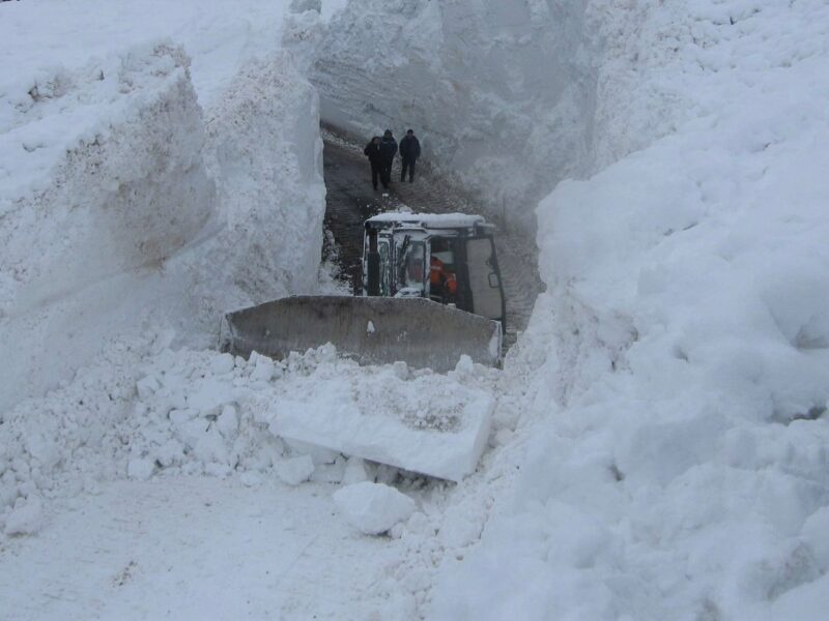 Дорогу на Ай-Петри сегодня не откроют