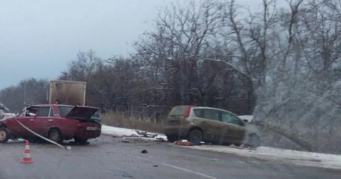 ДТП в Крыму: 6 декабря
