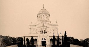 В Ливадии восстановят храм Вознесения Господня