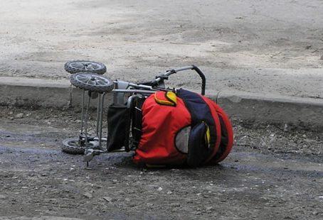 ДТП в Крыму: 30 января. Пострадали малыш и его мама