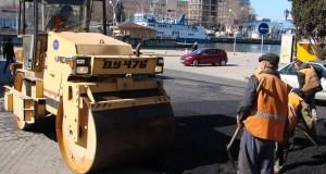 В Севастополе недовольны ремонтом дорог в 2016 году