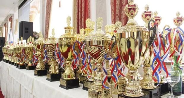 Бал чемпионов в Симферополе - Крым гордится своими спортсменами!