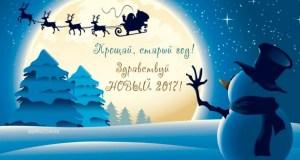 ВЦИОМ: россияне верят, что 2017 год будет лучше, чем 2016-ый