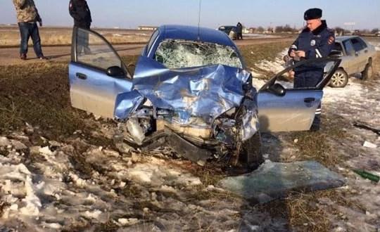 ДТП в Крыму: 1 и 2 января. Погибли трое... и в Севастополе двое