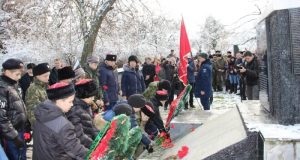 В Феодосии восстановили имена 156 павших воинов