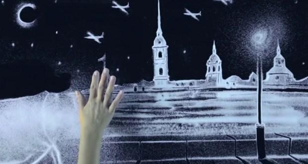 Ксения Симонова представила новую анимацию «Ленинград»