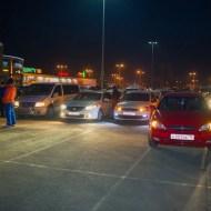 Участниками флешмоба стали 150 авто