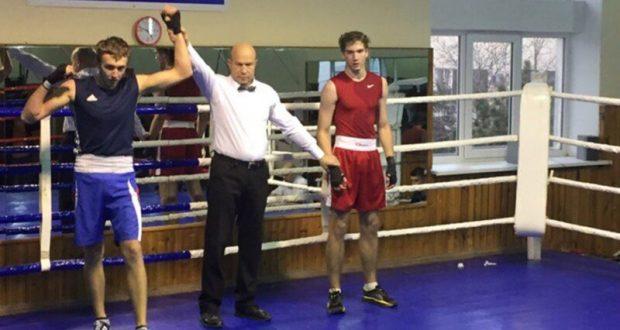 Открытое первенство Симферополя по боксу