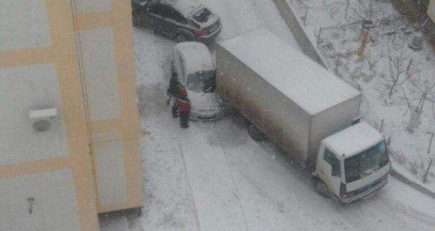 ДТП в Крыму: 9 января