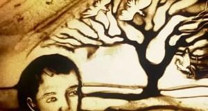 Песочный фильм-поздравление для всех мужчин ко Дню Защитника Отечества от Ксении Симоновой