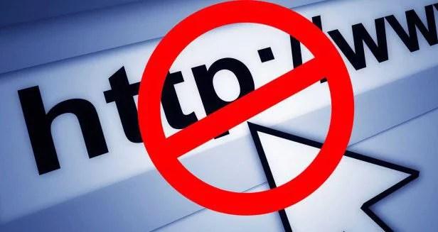 За год в Крыму заблокировали 40 сайтов с запрещённым контентом