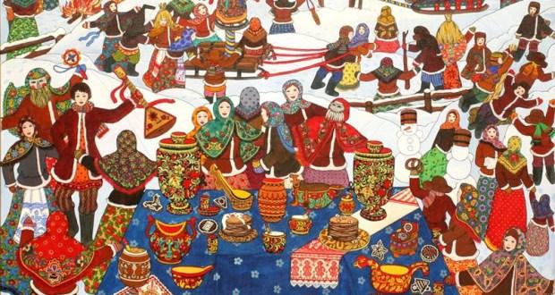 «Широкая Масленица» в Крыму. Что будет в Симферополе и Евпатории 26 февраля