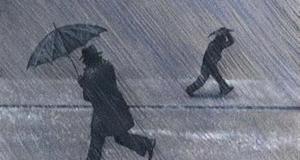 Штормовое предупреждение. В Крыму ждут дожди и сильный ветер