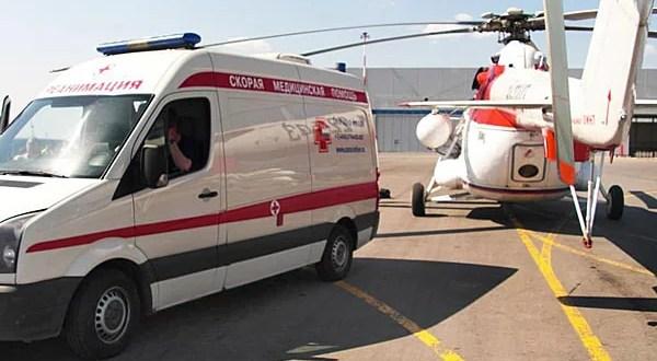 Санитарная авиация в Крыму: на создание выделят 30,7 млн.рублей