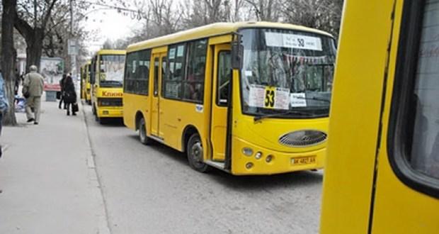 Проезд в маршрутках Симферополя подорожает до 16 рублей