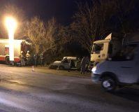 Жуткое ДТП под Бахчисараем, вечер 20 февраля: бетоновоз и несколько машин