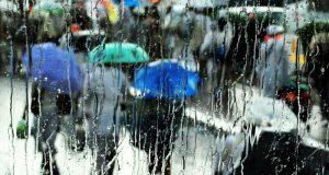 В Крым идут дожди