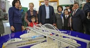 В Керчи открылась выставка «Крымский мост. Фантастическая реальность»