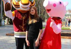Детский парк Симферополя готовится к майским праздникам