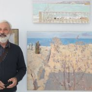 Выставка в Херсонесе