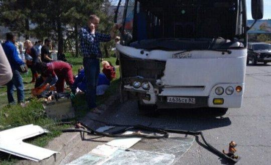 ДТП в Крыму: 6 апреля