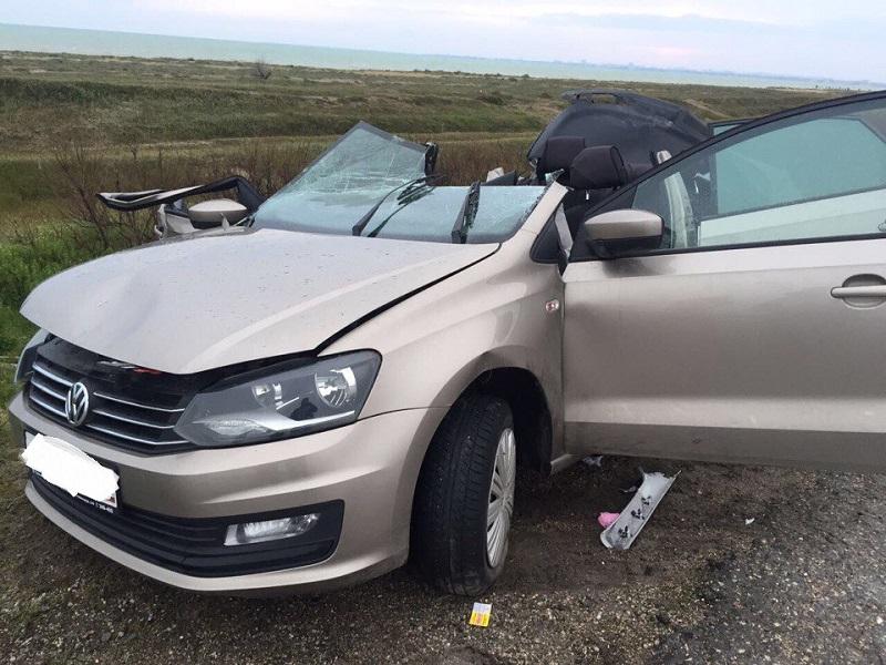 ДТП вКрыму: погибли двое, пятеро пострадали