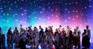 45-летие вокально-хореографического ансамбля «Таврия»