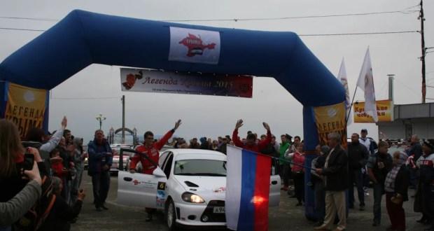 8-9 апреля на дорогах полуострова ралли «Легенда Крыма – 2017»