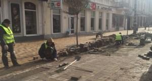 Администрация Симферополя подала в суд на фирму, делавшую ремонт в центре города