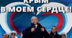 Соцопрос: воссоединение Крыма и Севастополя с Россией – самое главное, что сделал Путин