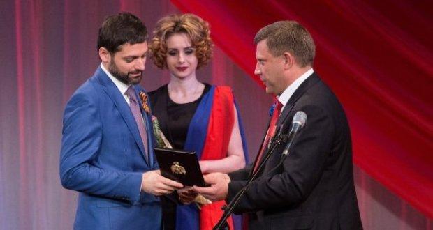 Крымчанам Андрею Козенко и Сергею Цекову в Донецке вручили ордена Дружбы