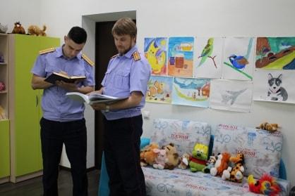 Следком РФ в Севастополе: детей, пострадавших от насилия, будут опрашивать в спецкомнатах с игрушками
