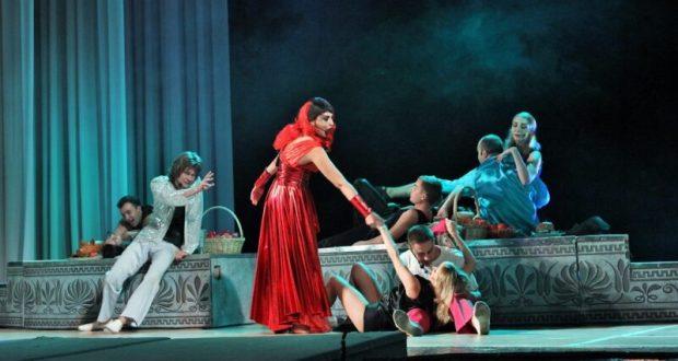 Рок-опера «Орфей и Эвридика» закроет сезон в Крымском музыкальном театре