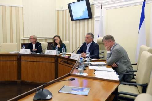 Заседание Архитектурно-градостроительного совета РК