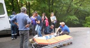 «КРЫМ-СПАС» помогает туристам
