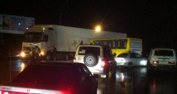 ДТП в Крыму: 9 мая. Пешеходы выскакивали на дорогу, а машины - за её пределы