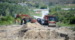 В Севастополе назвали точные сроки восстановления разрушенного оползнем участка трассы