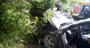 Только за минувшее воскресенье крымские спасатели трижды оказывали помощь пострадавшим в ДТП