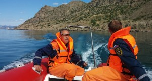 «КРЫМ-СПАС» проводит патрулирование акватории Черного моря